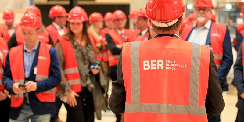 12.04.2018 Berlin (Brandenburg) 30.Investorenstammtisch mit Wolfgang Borchert auf dem Flughafen Berlin BrandenburgCopyrigth Peter Gercke,  Foto Honorarpflichtig auch für Internet